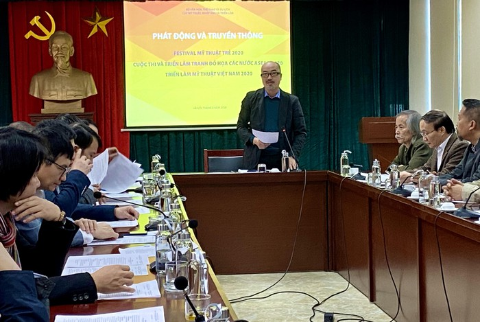 Triển lãm mỹ thuật Việt Nam 2020 Khuyến khích các tác phẩm có sự tìm tòi, sáng tạo