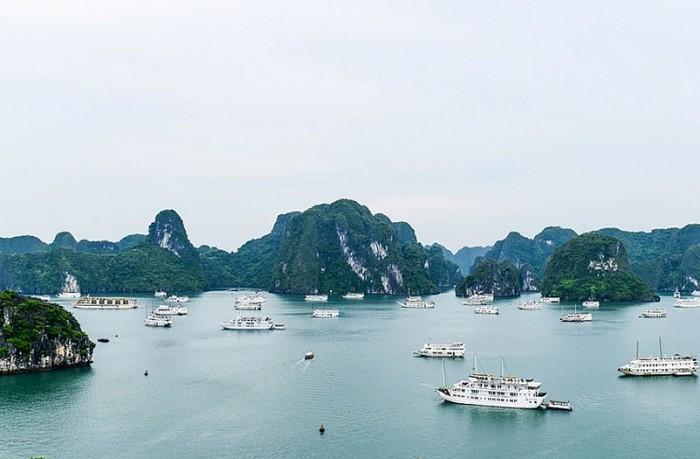 Việt Nam lọt Top 10 điểm nghỉ dưỡng sang trọng nhất thế giới