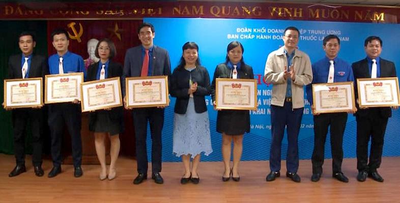 Đoàn Thanh niên TCT Thuốc lá Ủng hộ gần 3 tỉ đồng cho hoạt động an sinh xã hội