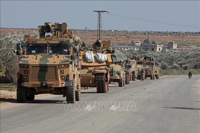 EU kêu gọi chấm dứt các hành vi thù địch tại tỉnh Idlib, Syria