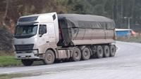 Đề nghị xử lý tình trạng xe quá tải