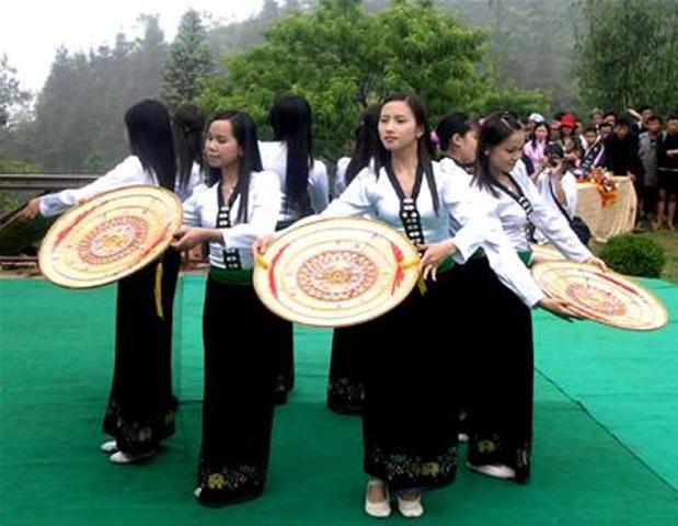 Liên hoan bản, tổ dân phố văn hóa tiêu biểu tỉnh Sơn La lần thứ V