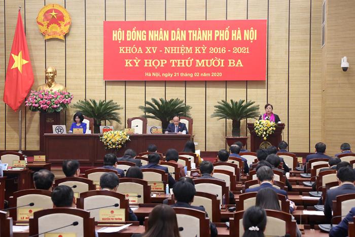 Hà Nội Giảm hơn 2 500 thôn, tổ dân phố sau sáp nhập