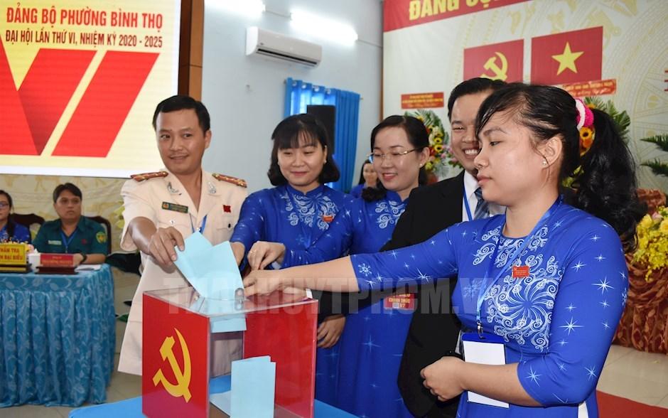 Hướng dẫn công tác tổ chức đại hội Đảng bộ cơ sở trực tiếp bầu bí thư cấp ủy nhiệm kỳ 2020 - 2025