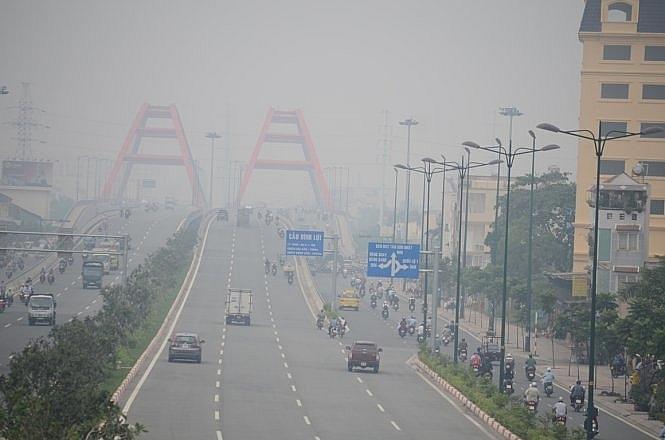Bắc Bộ sáng có sương mù, Đông Nam Bộ nắng nóng