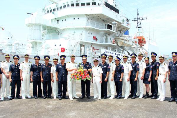 Đẩy mạnh đối ngoại, hợp tác quốc tế vì vùng biển hòa bình