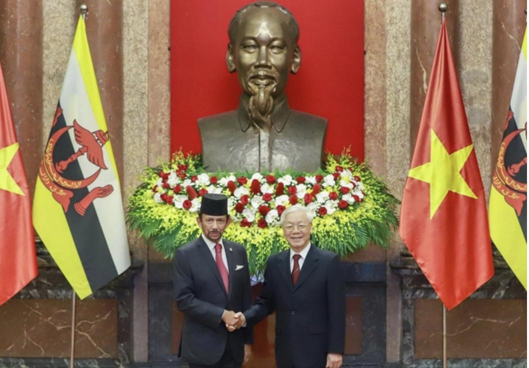 Điện mừng Quốc khánh Vương quốc Brunei Darussalam