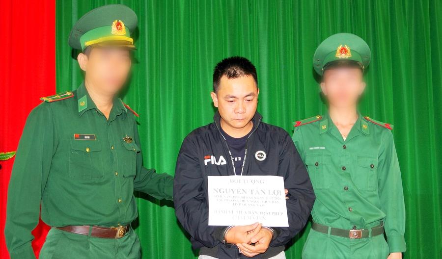 Quảng Nam bắt giữ một đối tượng mua bán, tàng trữ ma túy trái phép