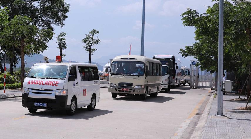 Đà Nẵng đón và cách ly 80 người từ Hàn Quốc
