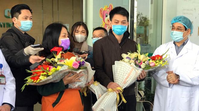 Người cuối cùng trong 16 ca nhiễm Covid-19 ở Việt Nam khỏi bệnh