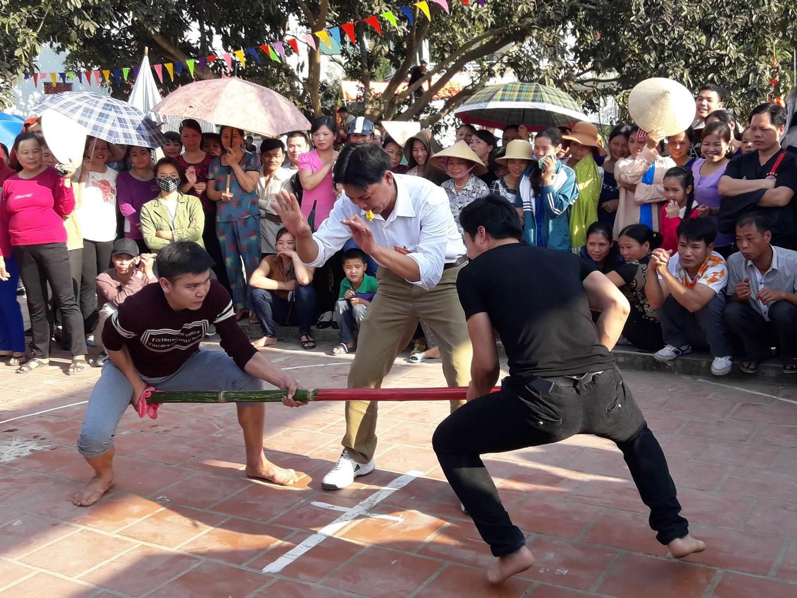 Gìn giữ, phát triển các môn thể thao dân tộc ở Hòa Bình
