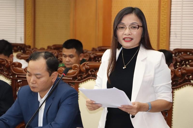 Vũ Quang sẵn sàng cho Đại hội Đảng các cấp