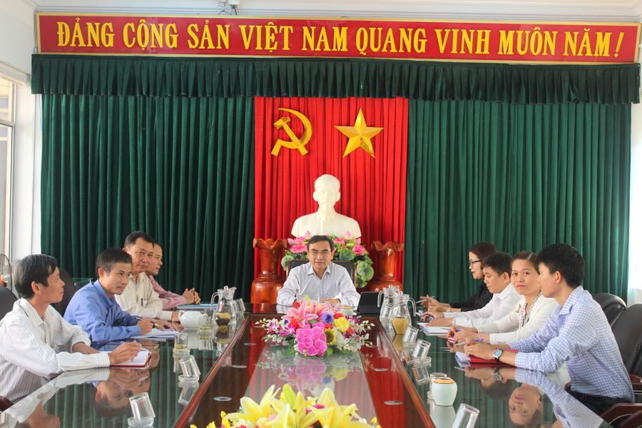 Thăng Bình Quảng Nam tích cực chuẩn bị cho đại hội nhiệm kỳ 2020 - 2025