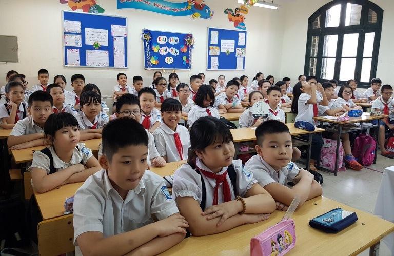 Bộ GD ĐT hướng dẫn biện pháp phòng, chống dịch Covid-19 trong trường học