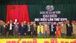 Huyện ủy Tiên Lữ Hưng Yên tổ chức Đại hội điểm nhiệm kỳ 2020-2025