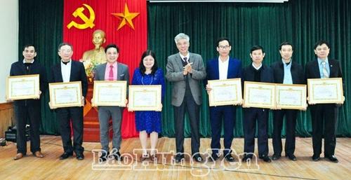 Hưng Yên Đảng ủy khối Cơ quan - Doanh nghiệp tỉnh kiện toàn, sắp xếp nhiều tổ chức cơ sở đảng