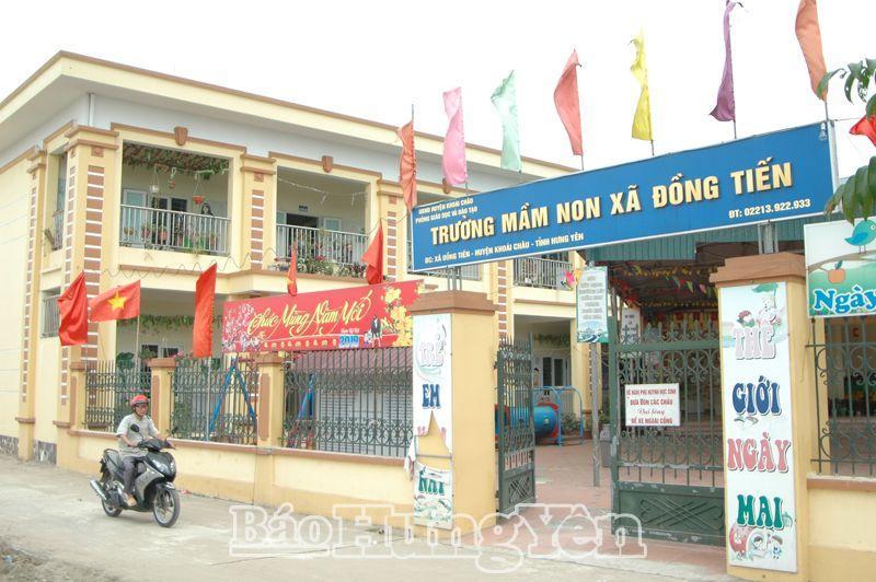 Xã Đồng Tiến Hưng Yên hướng tới Đại hội Đảng bộ các cấp nhiệm kỳ 2020-2025