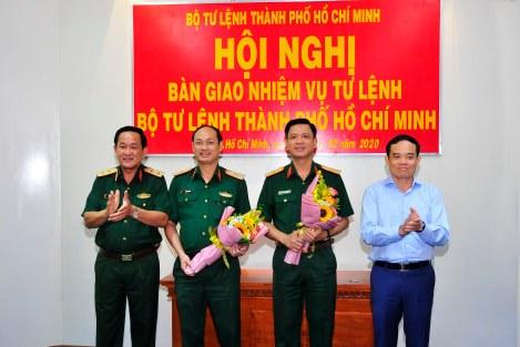 Thiếu Tướng Nguyễn Văn Nam Giữ Chức Tư Lệnh Bộ Tư Lệnh Tp Hồ Chi Minh