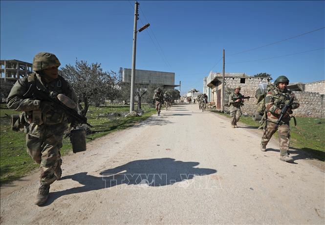 Thổ Nhĩ Kỳ tấn công trả đũa, 16 binh sĩ Syria thiệt mạng