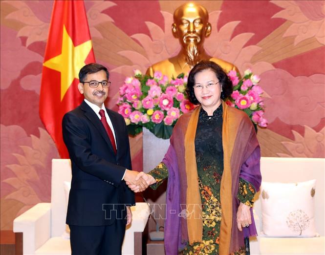 Thúc đẩy quan hệ song phương hai nước Việt Nam - Ấn Độ
