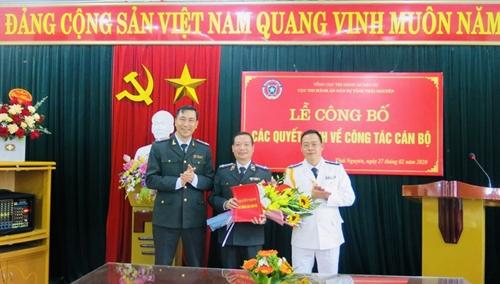 Thái Nguyên Bổ nhiệm Phó Cục trưởng Thi hành án dân sự