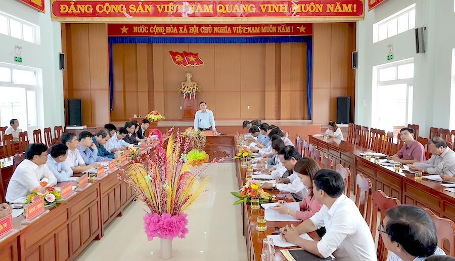Duy Phước Quảng Nam sẽ tiến hành đại hội điểm