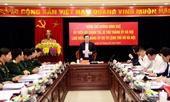 Để đại hội là đợt sinh hoạt chính trị sâu rộng trong Đảng bộ Bộ Tư lệnh Thủ đô