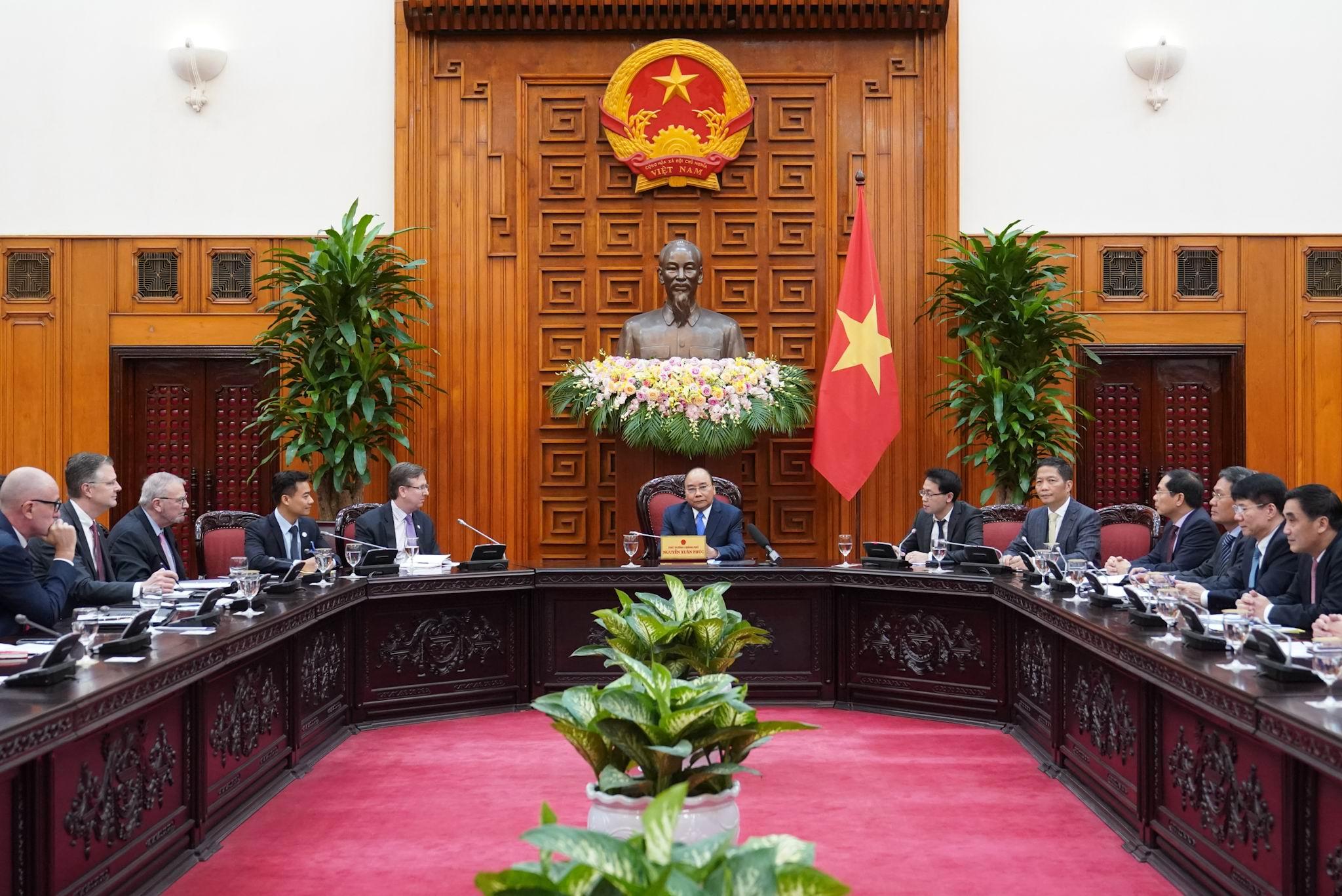 Tạo thuận lợi cho doanh nghiệp Hoa Kỳ thành công tại Việt Nam