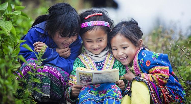 Việt Nam nằm trong Top 3 khu vực về vị thế của trẻ em gái năm 2020
