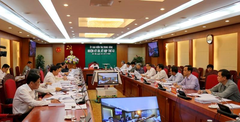 Kỷ luật Ban Thường vụ Đảng ủy Bộ đội Biên phòng tỉnh Kon Tum