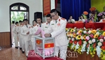 Đại hội Đảng bộ Công an thành phố Hưng Yên bầu trực tiếp bí thư cấp ủy
