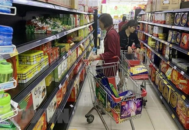 Thủ tướng chỉ đạo cung cấp đủ hàng hóa cho các hệ thống siêu thị và cửa hàng tại Hà Nội