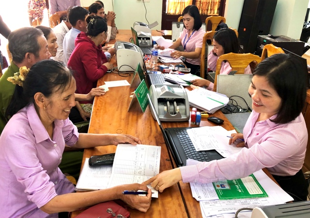 Hiệu quả của tín dụng giảm nghèo của huyện Quảng Ninh