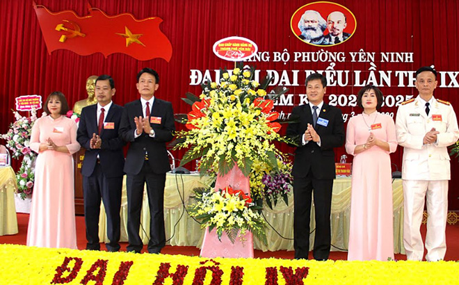 Thành phố Yên Bái tổ chức thành công đại hội điểm