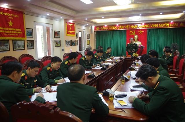 Quân khu 4 Nhiều biện pháp quyết liệt trong phòng, chống dịch Covid-19