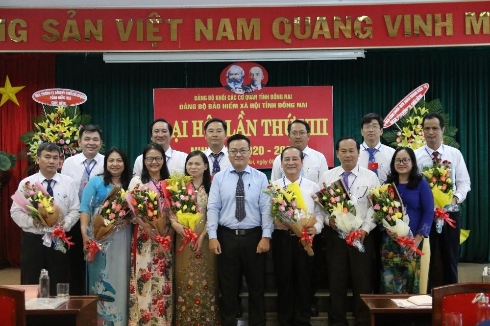 BHXH Đồng Nai Tổ chức thành công Đại hội lần thứ VIII, nhiệm kỳ 2020-2025