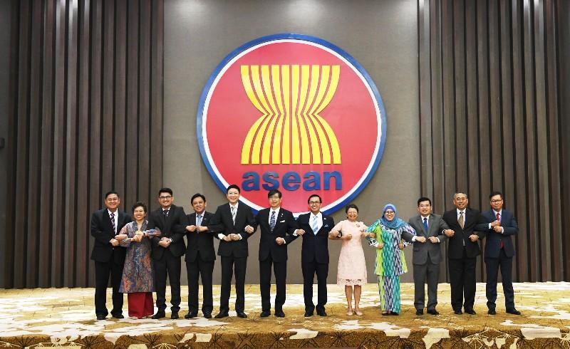 Nhật Bản hiện là đối tác thương mại lớn thứ tư của ASEAN