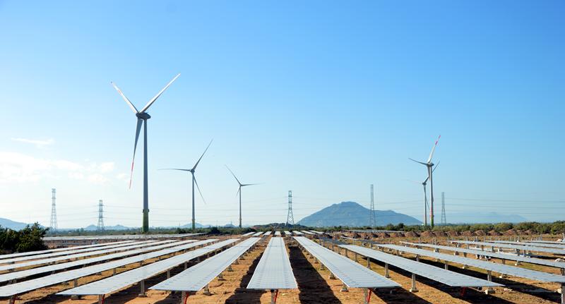 Điện từ năng lượng tái tạo mới rẻ hơn điện than