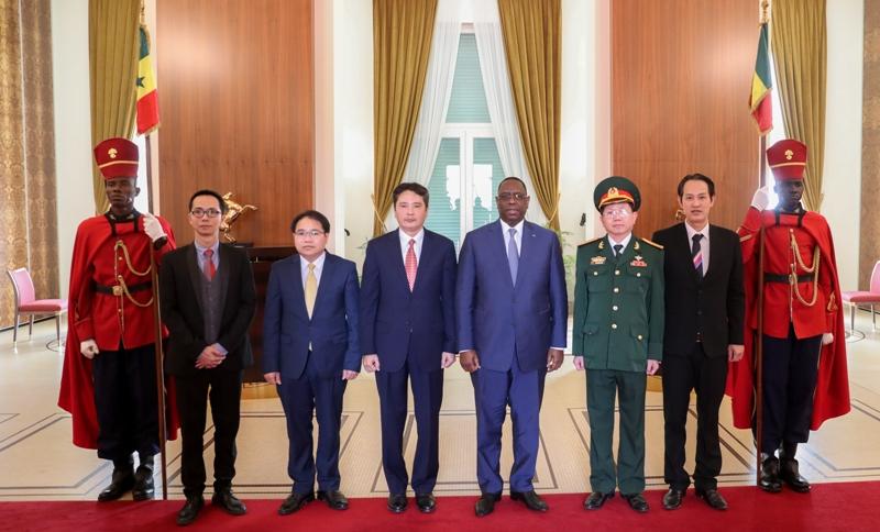 Tăng cường hợp tác nhiều mặt giữa Việt Nam và Senegal