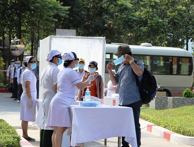 Lâm Đồng Tích cực phòng, chống dịch Covid-19