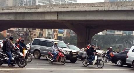 Hà Nội Đẩy mạnh, nâng cao chất lượng, hiệu quả công tác tuyên truyền an toàn giao thông