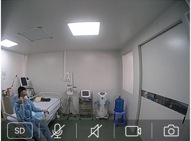 TP Hồ Chí Minh đưa vào sử dụng phòng cách ly áp lực âm