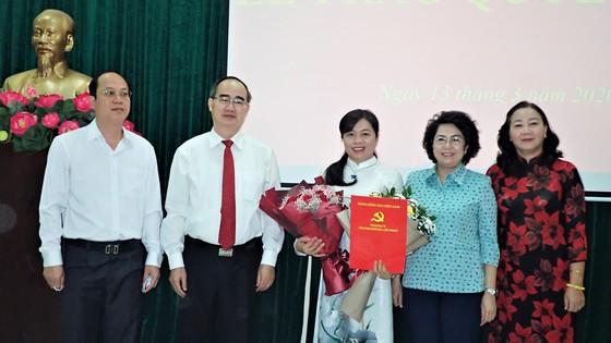 Chỉ định chức Chủ tịch Hội LHPN TP Hồ Chí Minh