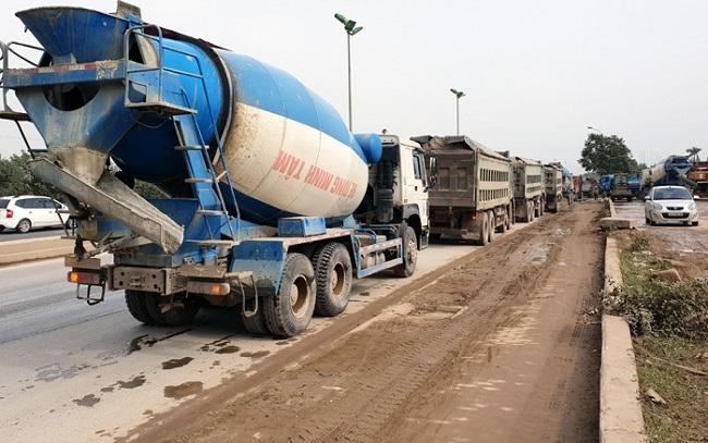 Hà Nội sẽ đình chỉ thi công công trình làm mất an toàn giao thông