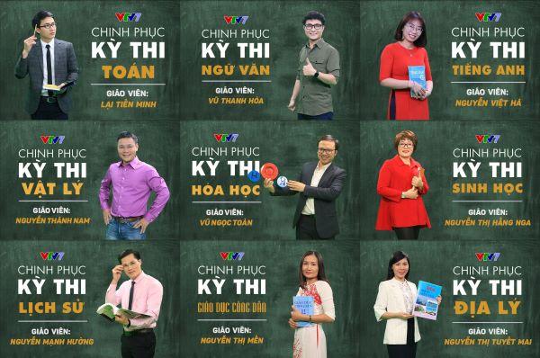 Chương trình Chinh phục kỳ thi THPT quốc gia 2020 lên sóng ngày 6 4