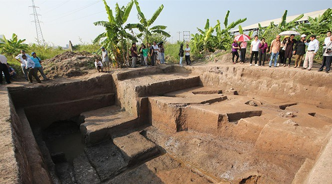 Cấp phép khai quật khảo cổ tại khu vực gò Vườn Chuối Hà Nội