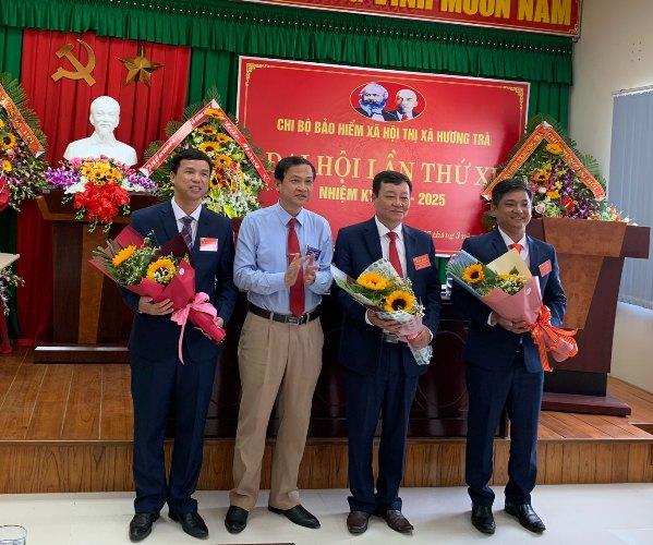 BHXH Thừa Thiên Huế Các đại hội đảng cơ sở thành công tốt đẹp