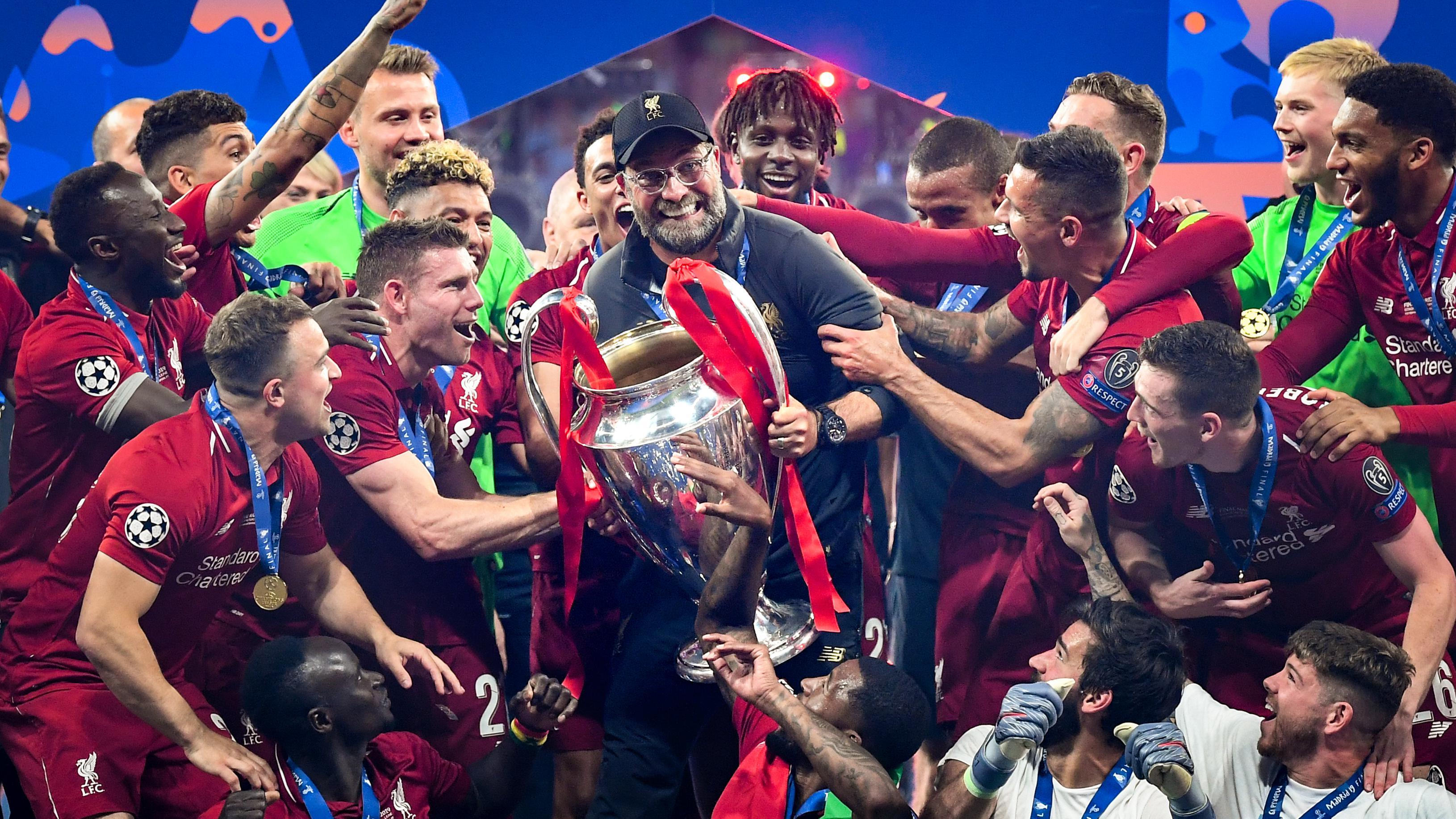UEFA ấn định ngày đấu chung kết Champions League