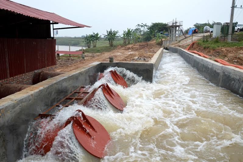 Bảo đảm an toàn cho công trình thủy lợi trong mùa mưa, lũ năm 2020