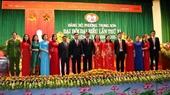 Đồng chí Trương Thị Mai dự đại hội đại biểu Đảng bộ phường Trung Sơn nhiệm kỳ 2020- 2025